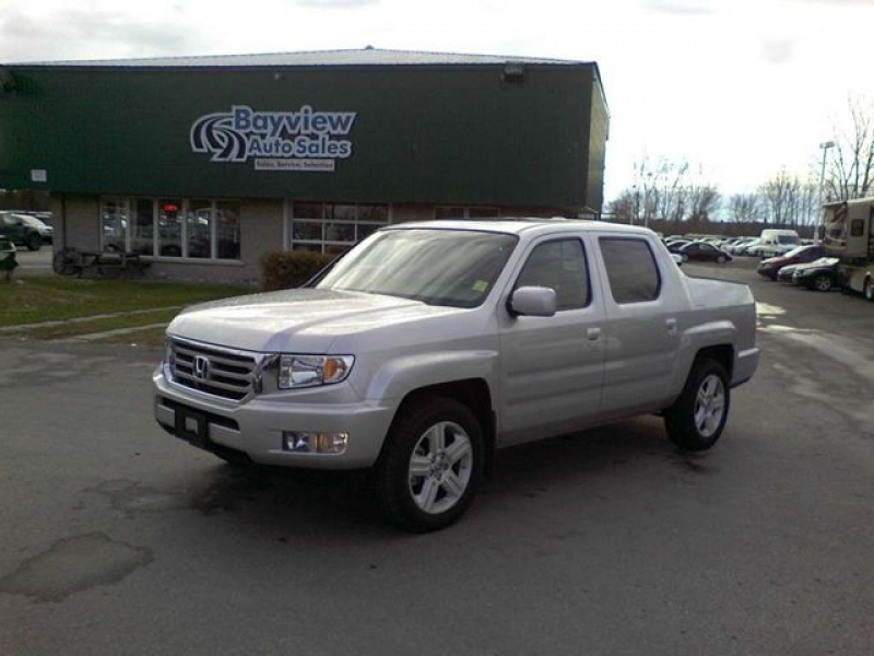 2006 Honda Ridgeline - Belleville, Ontario Used Car For Sale