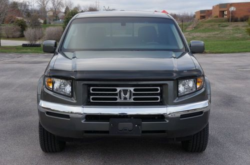 2008 HONDA RIDGELINE RTL 4 WHEEL DRIVE, CREW CAB, FULLY LOADED/ SUPER ...