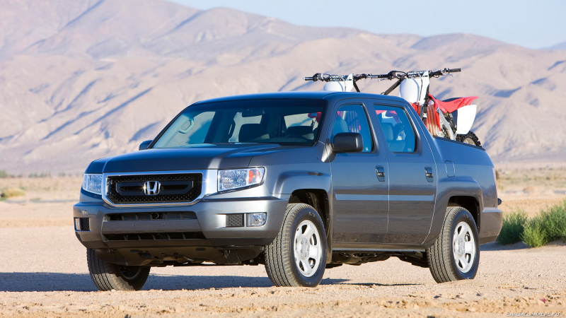 Car wallpapers Honda Ridgeline RT - 2009