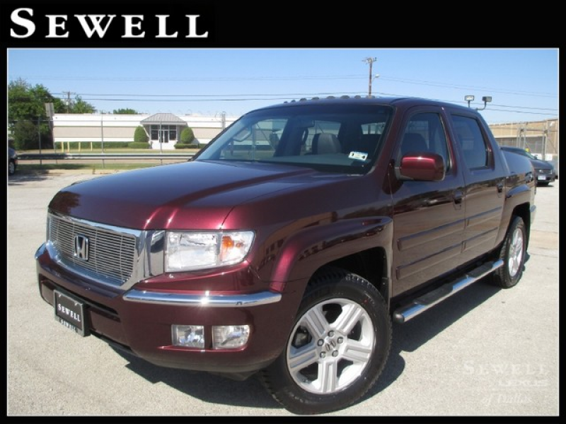 2011 Honda Ridgeline RTL Navigation 4WD in Dallas, TX