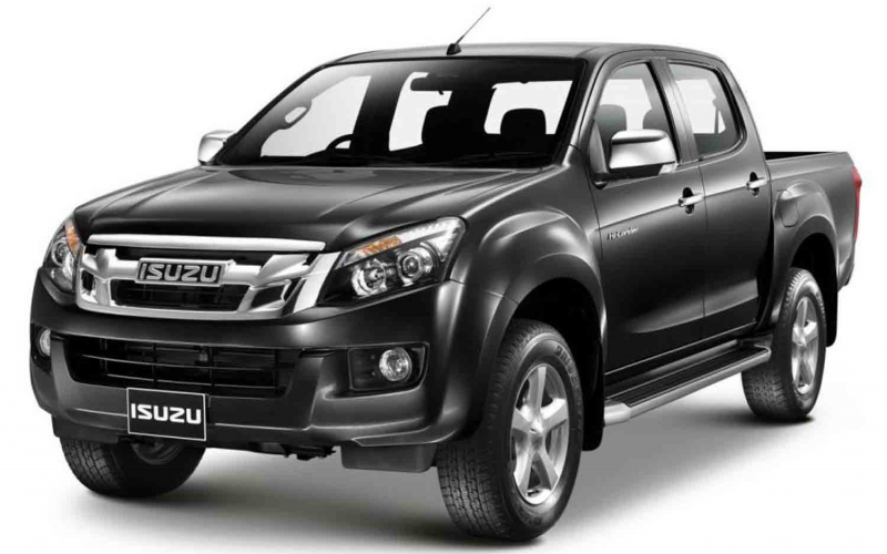 2014 Isuzu Truck Changes