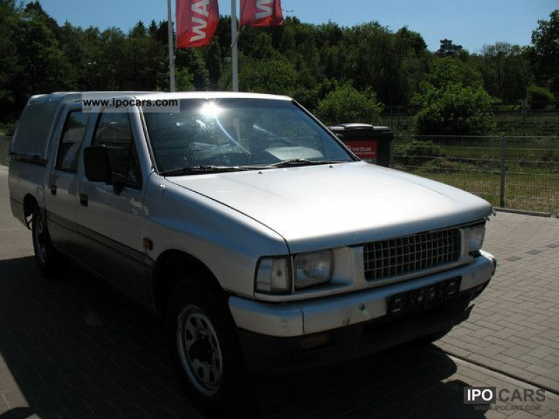 1991 Isuzu Pick Up 2.5 DIESEL WITH Hartop Off-road Vehicle/Pickup ...
