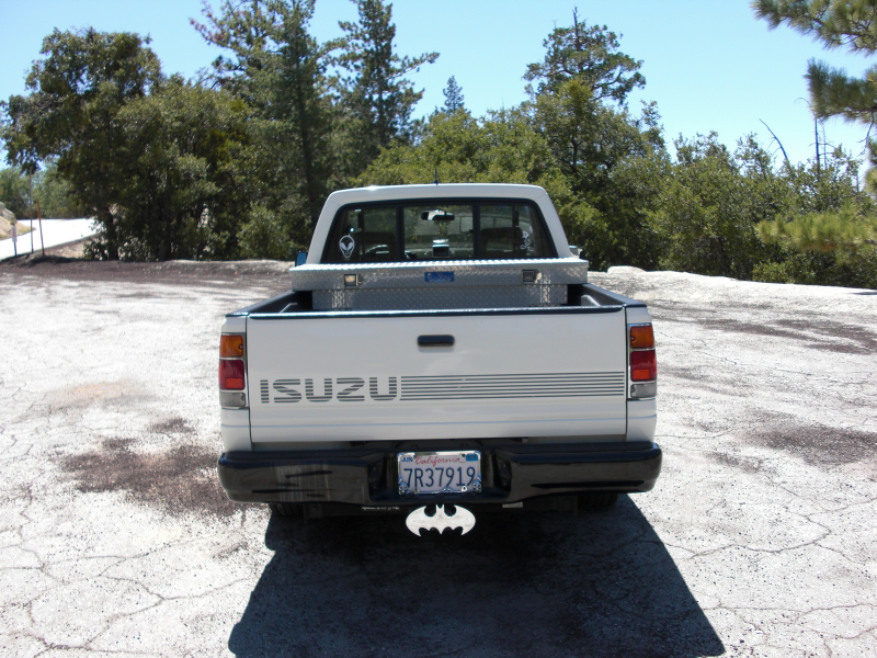 Picture of 1992 Isuzu Pickup 2 Dr S Standard Cab SB
