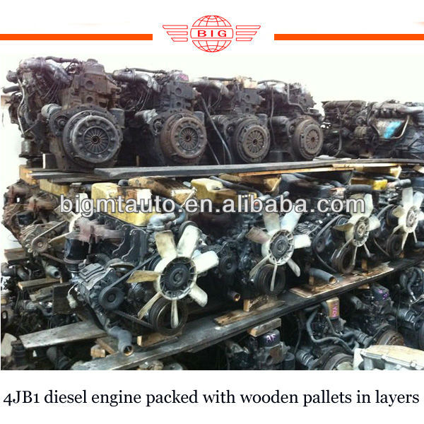 "Foton 4JB1 Engine Isuzu Tech for Pickup & SUV cars"" packed with the ..."