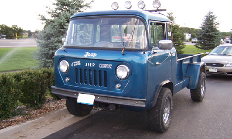 Jeep Forward Control 1956-1965