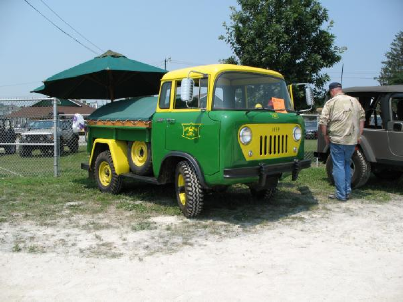 jeep forward control the jeep forward control was a truck produced by ...