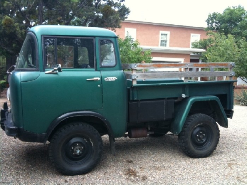 Hemmings Find of the Day – 1963 Jeep FC-150