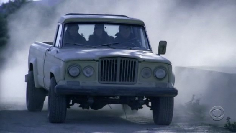 1963 Jeep Gladiator PICTURES