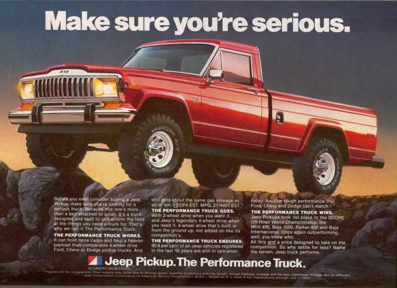 Armchair Quarterbacking: JEEP.