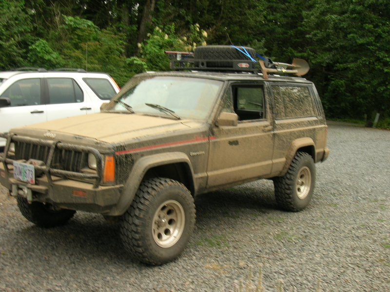 Picture of 1989 Jeep Cherokee
