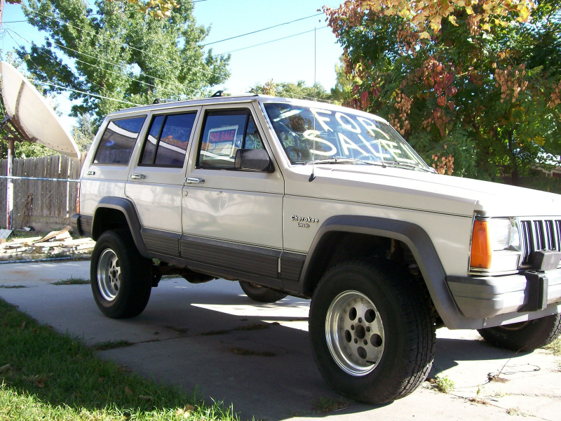 1989 Jeep Cherokee Pictures