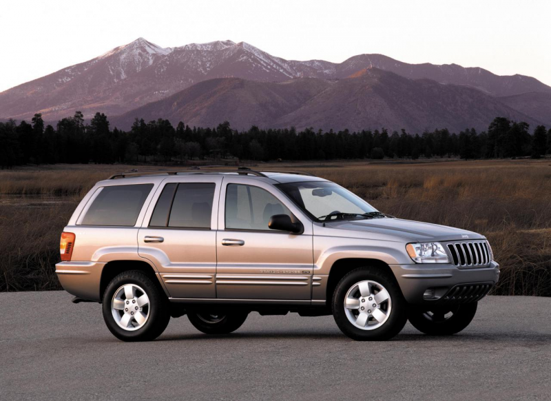 2001 jeep grand cherokee wj wg grand cherokee limited 2001
