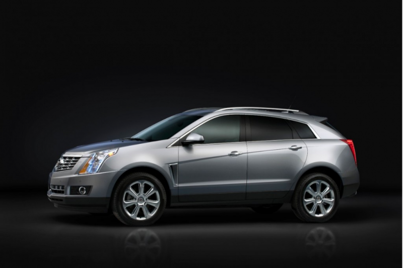 2014 Cadillac SRX - Photo Gallery