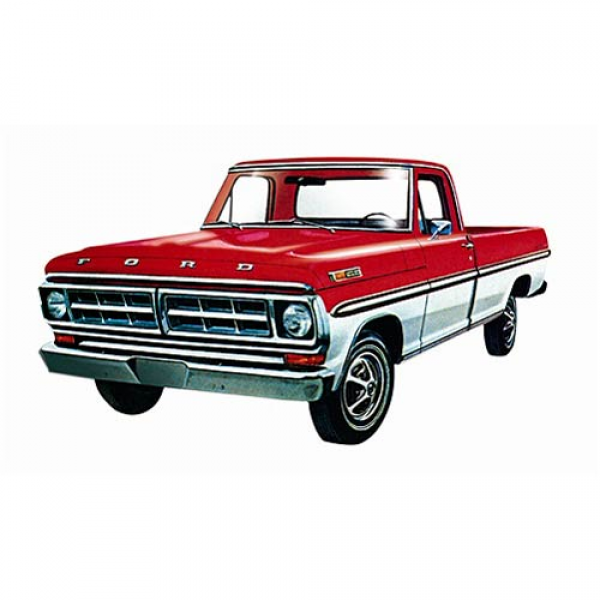 ... models classic cars model kits 1971 ford ranger pickup truck model kit
